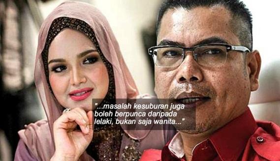 Isu 'Kurang Subur', Pusat Rawatan Kesuburan Minta Jamal Minta Maaf Pada Siti & Semua Wanita