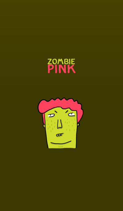 Zombie Pink