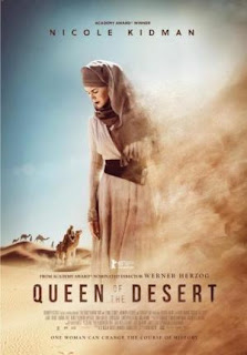 La reina del desierto (2015) Drama con Nicole Kidman