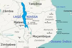 lago niassa mapa O lago Niassa: Localização, Mapa, Significado e História   Colégio moz lago niassa mapa