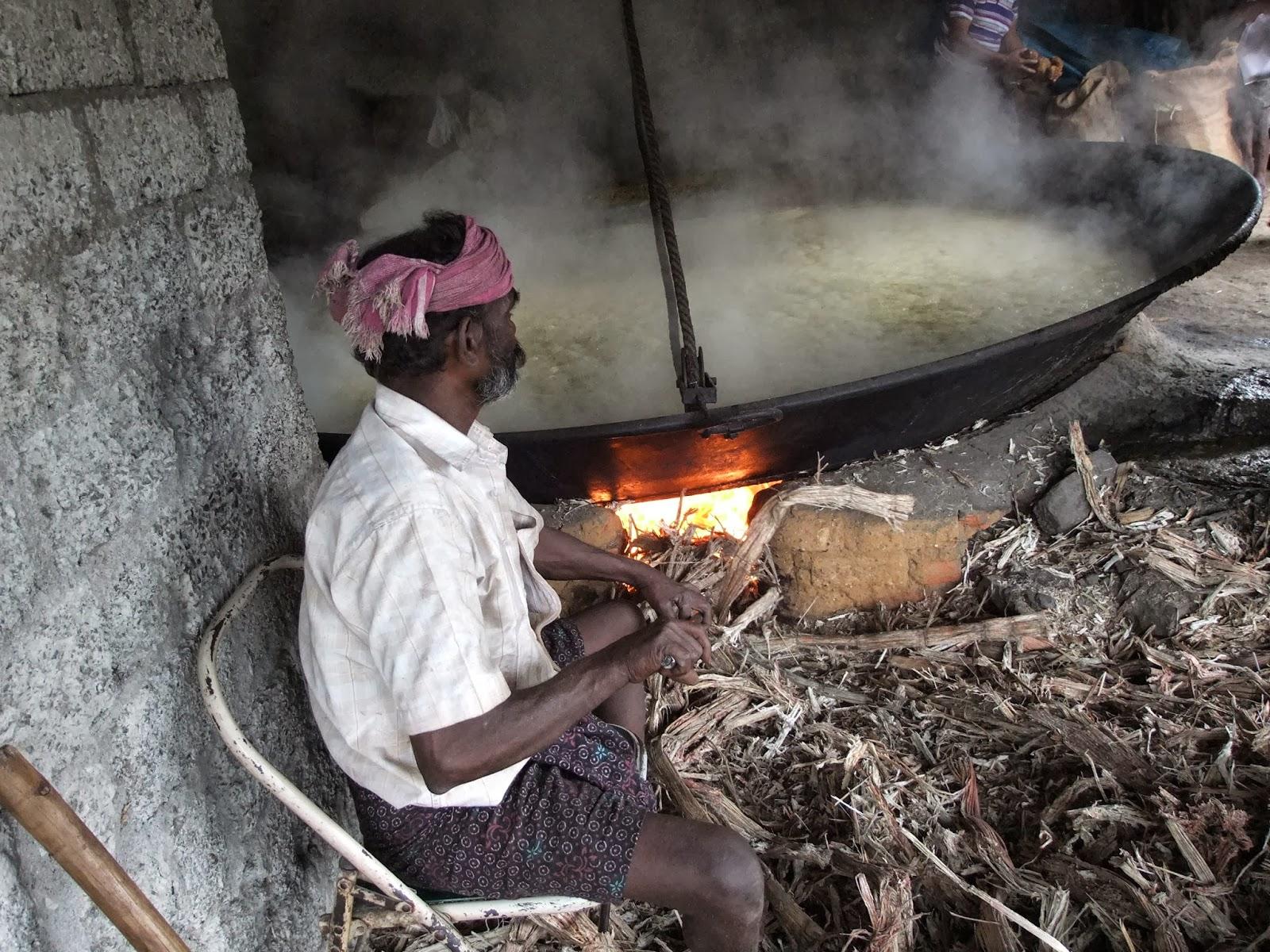 Y's MEN's CLUB OF ADOOR ROYAL CITY: Sugar cane factory process