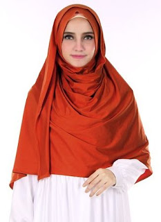 Jilbab Pashmina Semi Instan