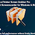 Screen Grabber Pro: Best Screenrecorder for Windows & Mac