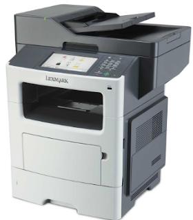 Lexmark MX617de Treiber herunterladen