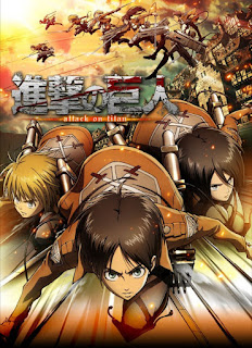 Shingeki no Kyojin – Attack on Titan ผ่าพิภพไททัน (ตอนที่ 1 – 25 จบ)