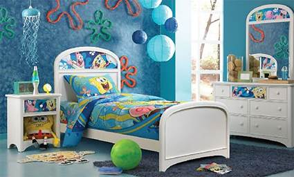 Cool and Stylish children's themed rooms 7