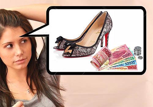 Tips Memilih Sepatu Wanita Yang Nyaman