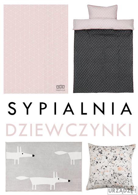 różowa tapeta geometryczna