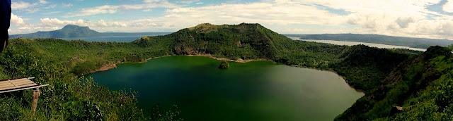Taal Volcano Picture