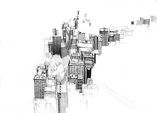 10-Gregor-Louden-Architectural-Drawings-of-our-Streets-www-designstack-co