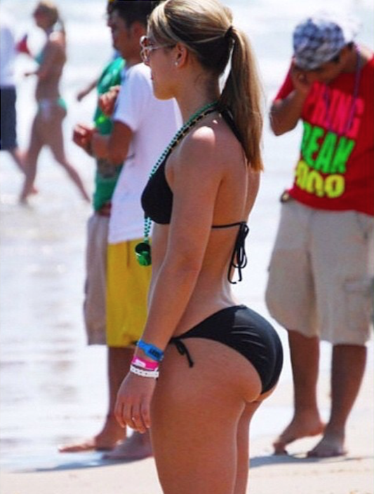 Fattest Ass In The World 91