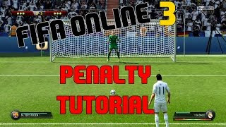 Impact Engine Basic Penalty Tutorial By Easygamedsm Fifa Online 3