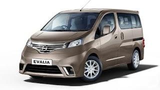 Kredit Nissan Evalia Terbaru