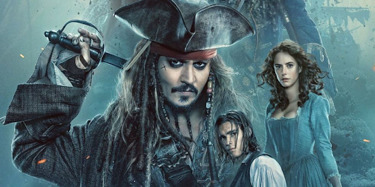 Pirates of the Caribbean: Salazar's Revenge: Spectacle on the high sea