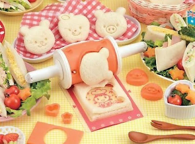 Creative Sandwich Cutters and Unusual Sandwich Marker Design (15) 5