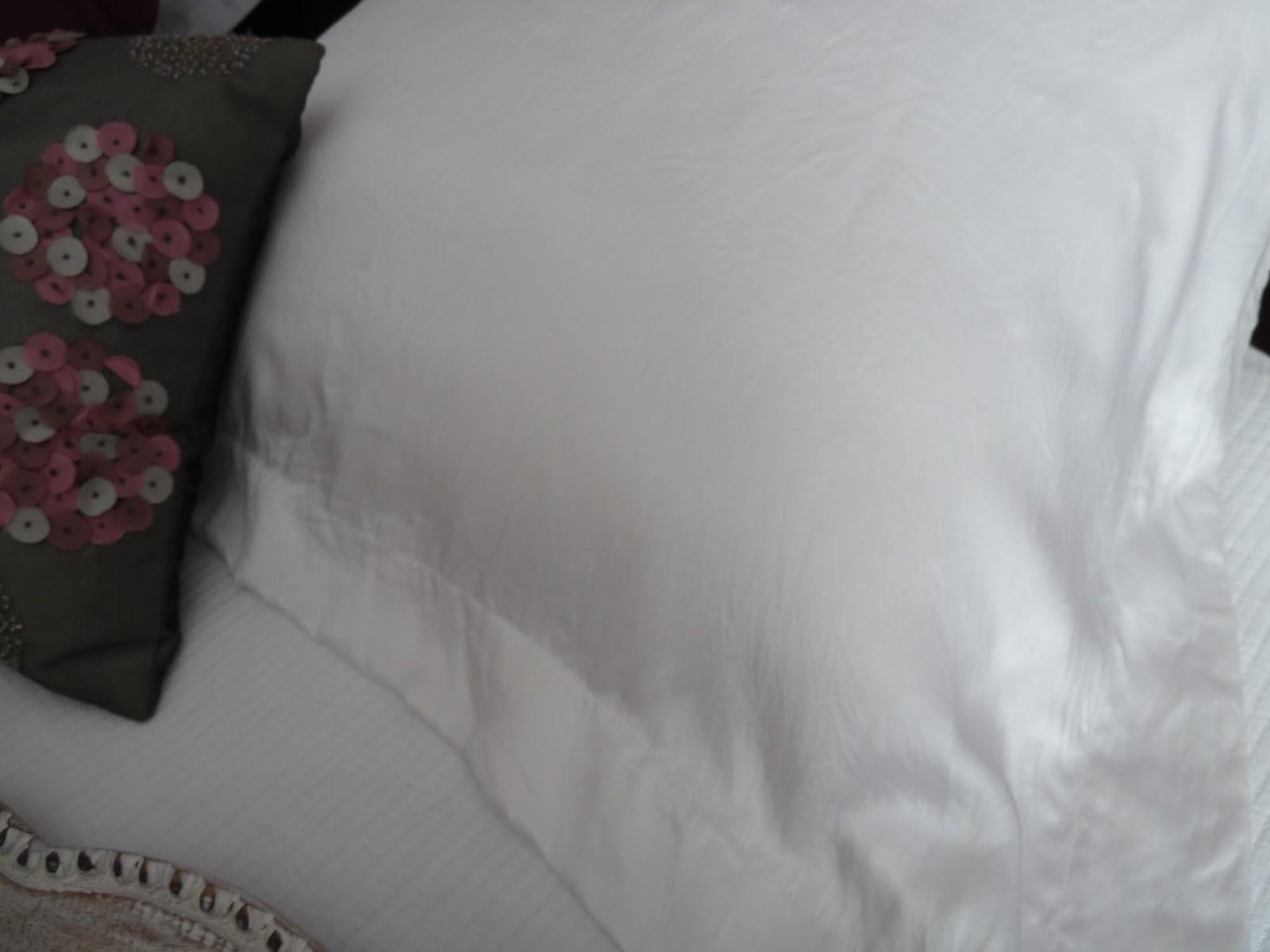 taie d 39 oreiller en soie silkine un alli beaut insoup onn lesenvie. Black Bedroom Furniture Sets. Home Design Ideas