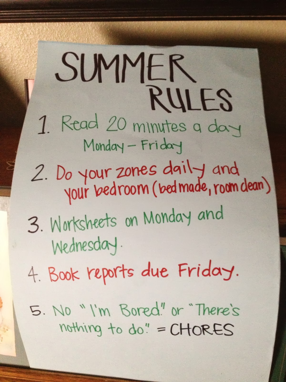 Wendy Will Ramble Our Summer Bucket List And Some