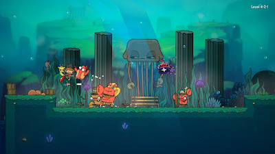 The Adventure Pals Game Screenshot 1