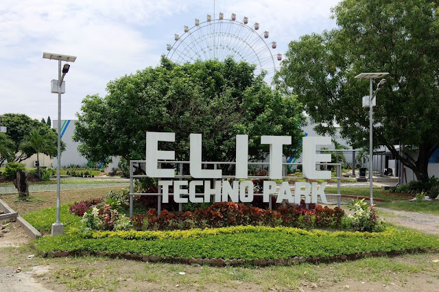 Featuring Elite Techno Park, the  first Technological Theme Park in the country