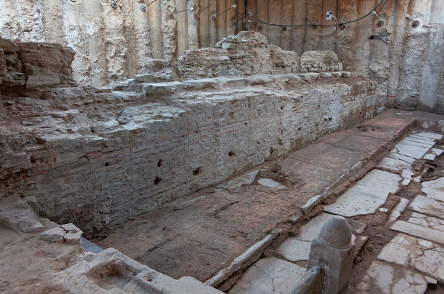 Archaeological treasures from Thessaloniki metro unveiled