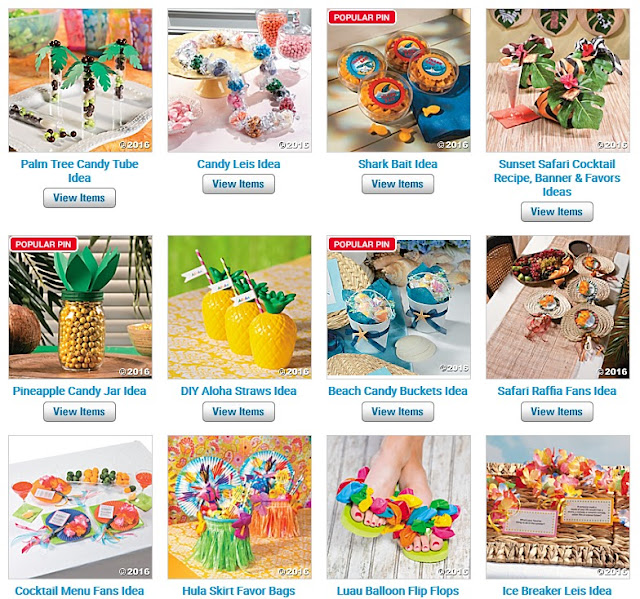 http://www.orientaltrading.com/ideas/luau-party-ideas/luau-party-favor-ideas-a1-554153.fltr