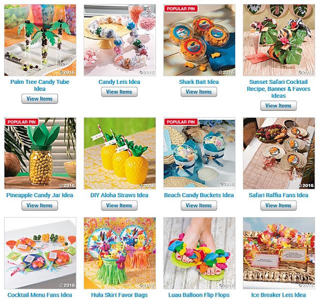 http://www.orientaltrading.com/ideas/luau-party-ideas/luau-party-favor-ideas-a1-554153.fltr