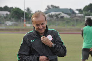 Sport: Poland vs Nigeria! Rohr speaks on Uzoho, winning without Mikel