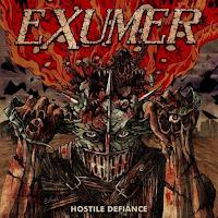 """Ο δίσκος των Exumer """"Hostile Defiance"""""""