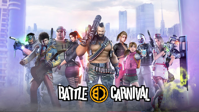 Battle Carnival, disponible acceso anticipado en STEAM!