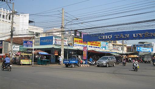 TX.Tân Uyên lên đô thị loại III: Đòn bẩy phát triển kinh tế - xã hội