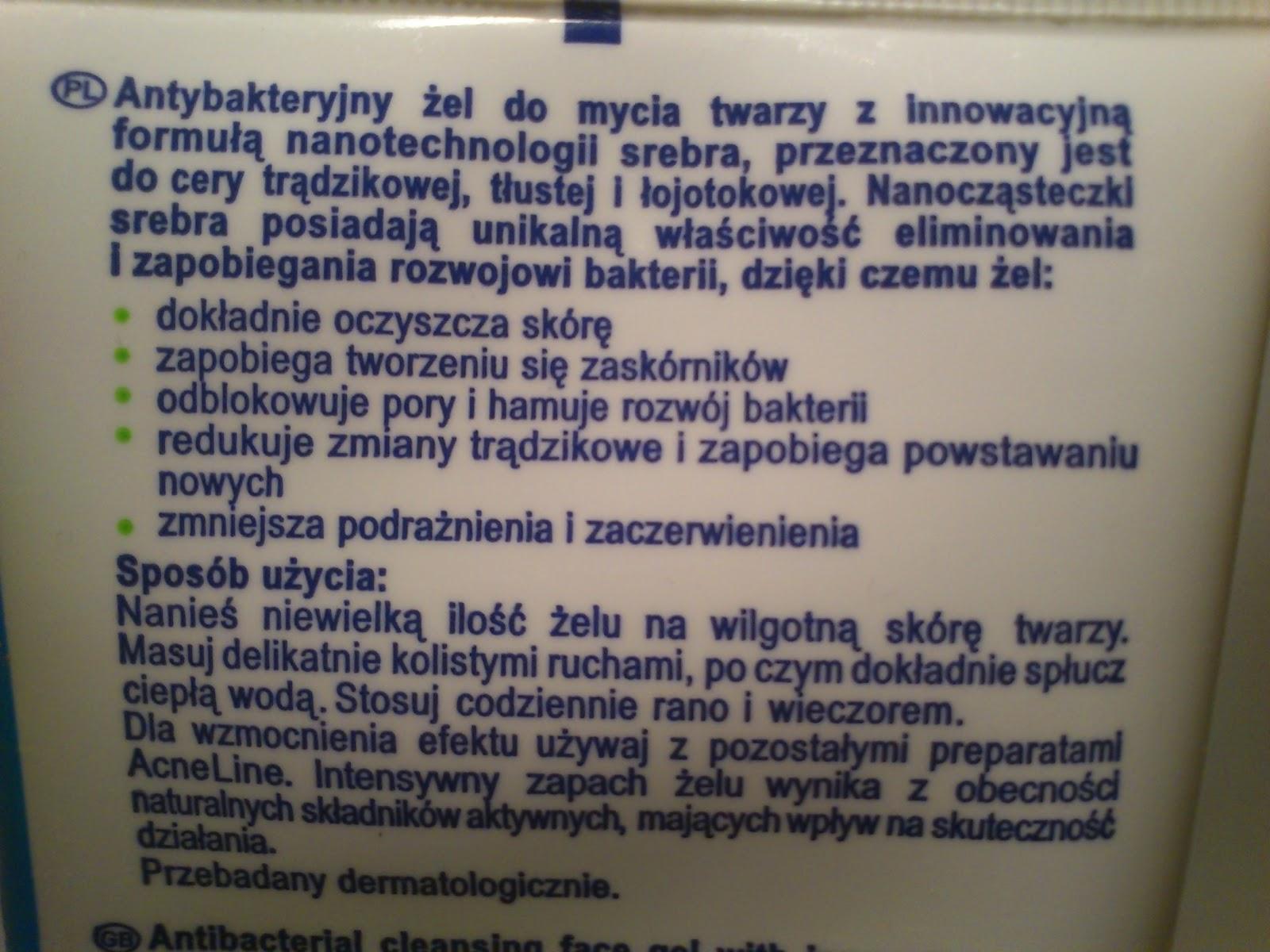 Świt Pharma AcneLine