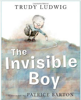 Earn the Yellow Daisy petal, Friendly and Helpful, by reading The Invisible Boy and doing a related activity afterwards.
