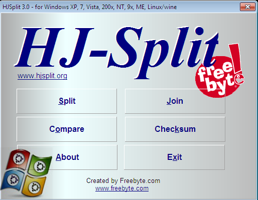 Download HJ Split V.3.0 Terbaru