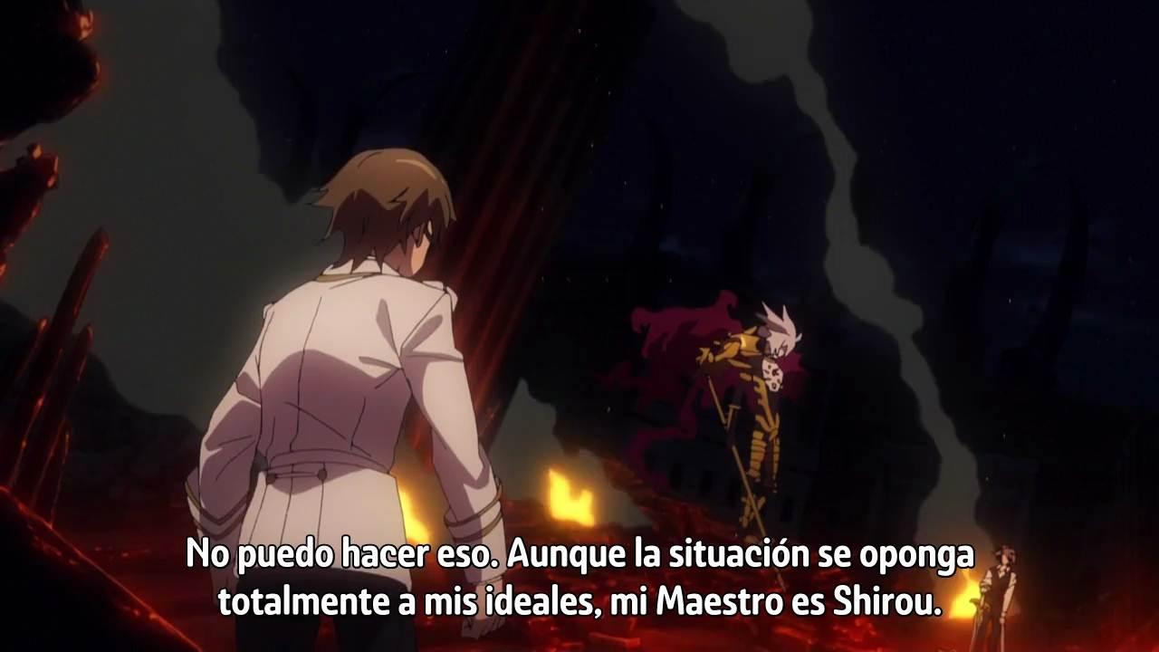 Fate/Apocrypha Capítulo 22 Sub Español