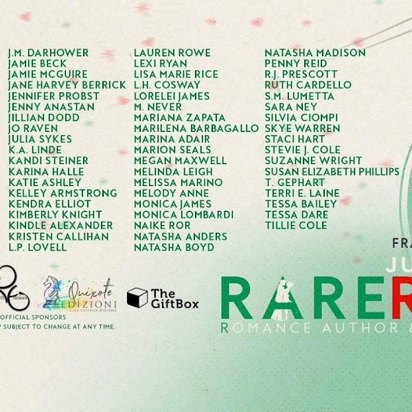 [Concours] RARE Rome - 23 juin 2018 et présentation de RARE Paris 2019
