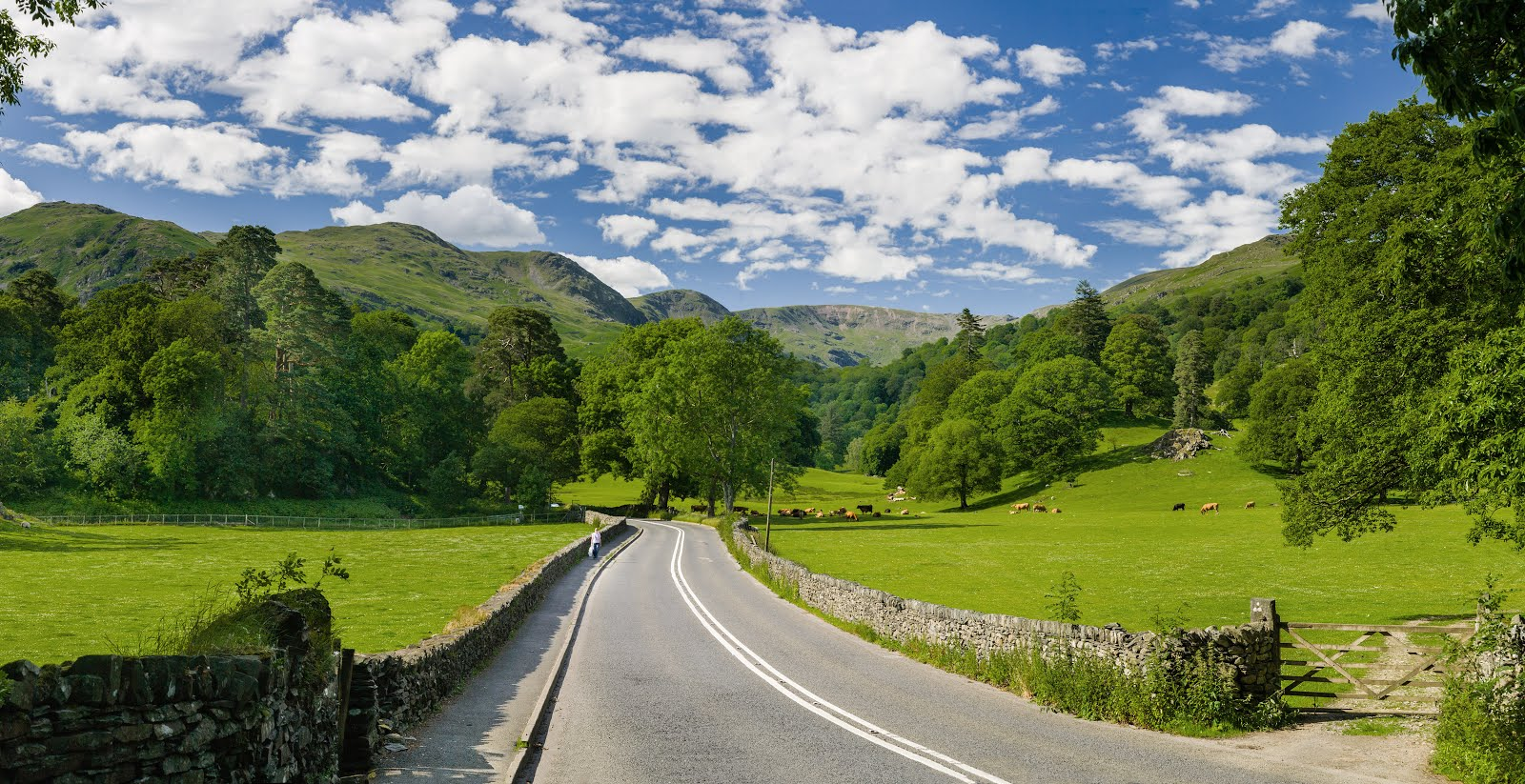 Click the pic for a Tour of England's Lake District