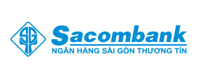 Logo ngân hàng Sacombank vector