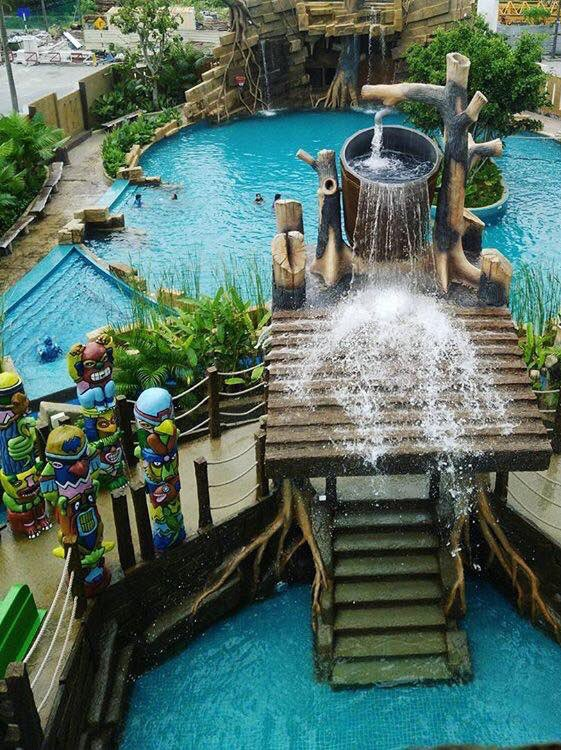 Lawanya Waterpark di Grand Orient Hotel, Pulau Pinang! ~ Wordless Wednesday