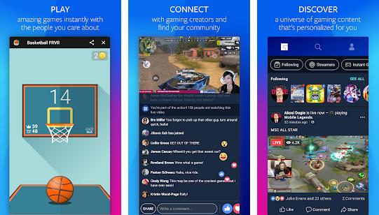 فيسبوك يطلق إصدار تجريبي لـتطبيق الألعاب على أجهزة Android