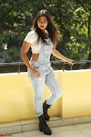 Neha Deshpande in Spicy Denim Jumpsuit and Whtie Crop Top March 2017 110.JPG