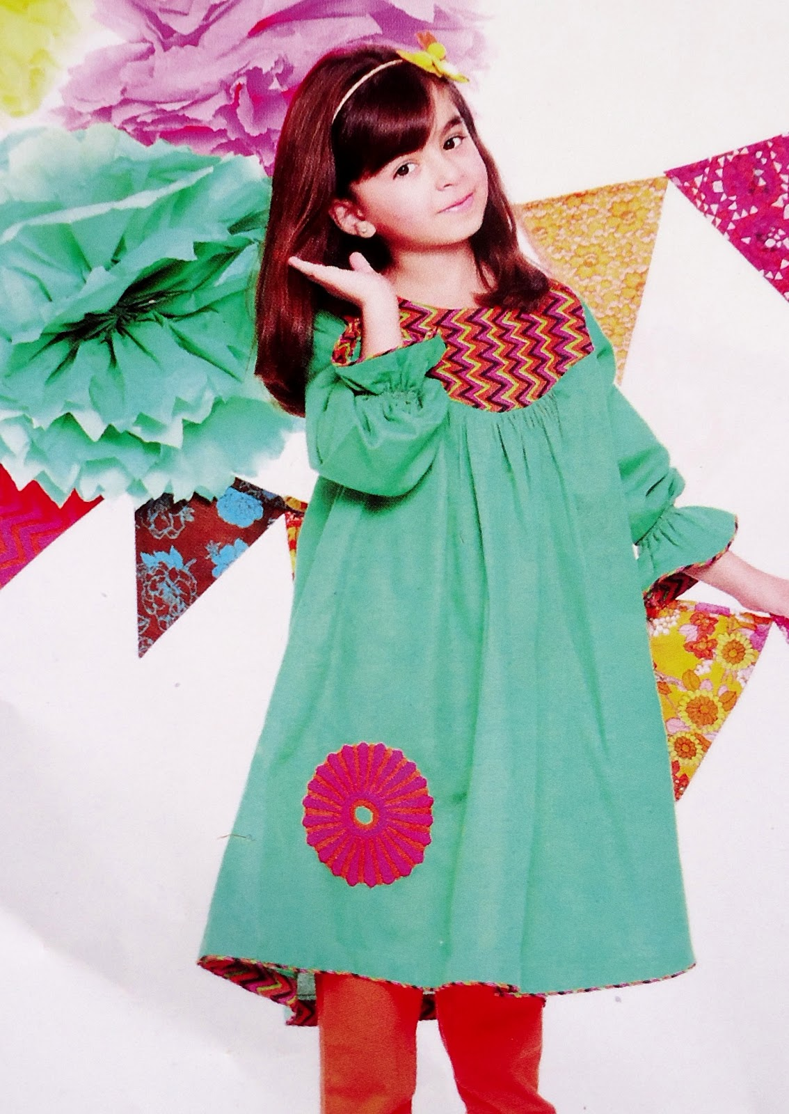 Latest Winter Eid Collection 2012 For Children By Nishat Linen ...