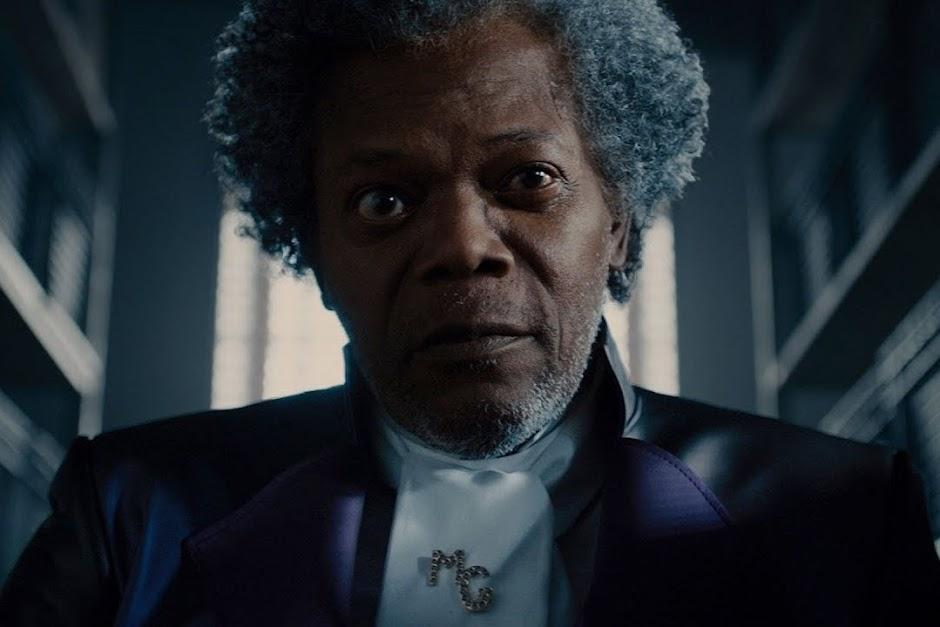 """2º trailer de """"Vidro"""" trava uma batalha entre a Besta e o Supervisor"""