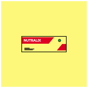 Nutralix Kaplet : Vitamin B1, B6, B12