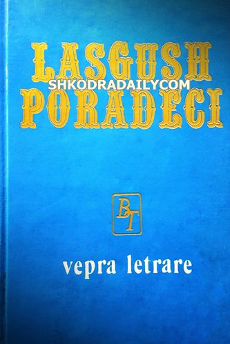 Lasgush Poradeci vepra letrare poezi
