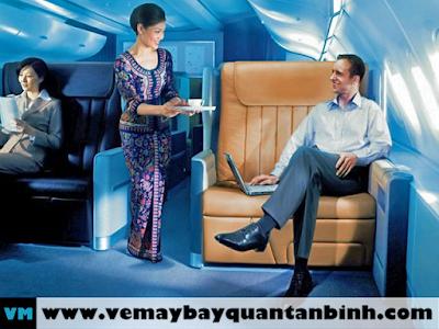 Vé máy bay Singapore Air quận Tân Bình