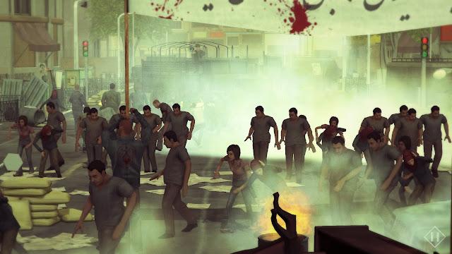 Game about Iran