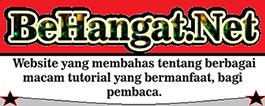 cara membuat teks tulisan berjalan marquee - BeHangat.Net