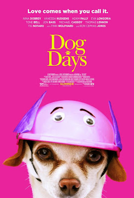 Dog Days [2018] [DVD] [NTSC] [Latino]