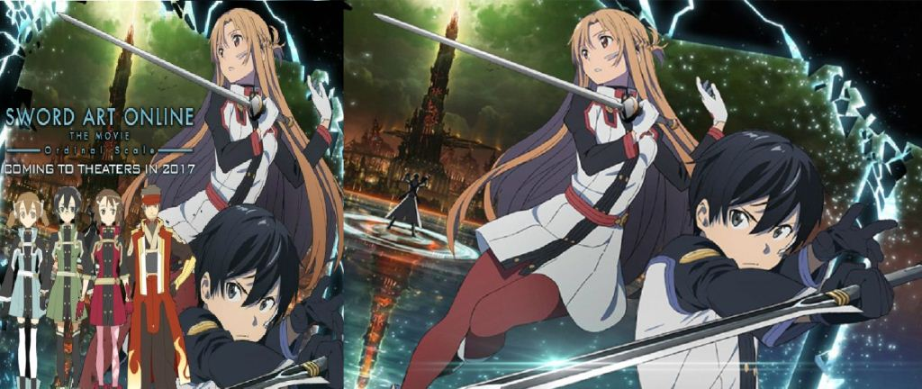 18.02.2017-Jepang| Sword Art Online The Movie: Ordinal Scale