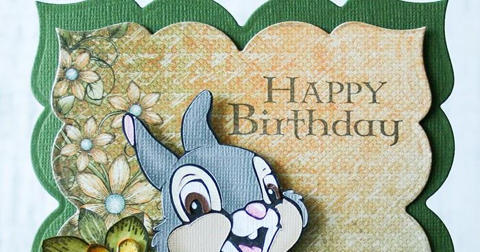 Bellisima Vida Happy Birthday With Thumper